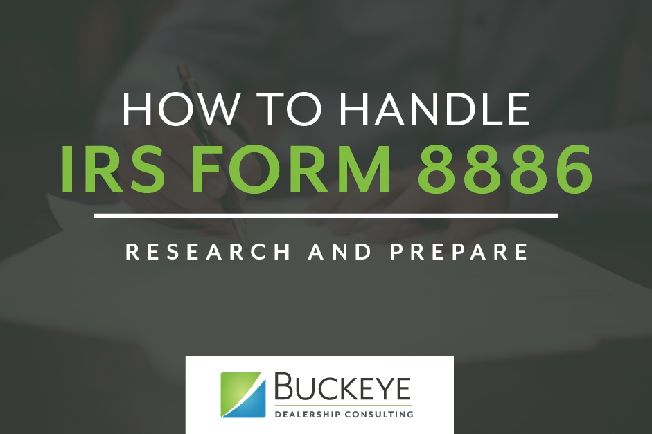 How To Have Us Handle Your 8886's