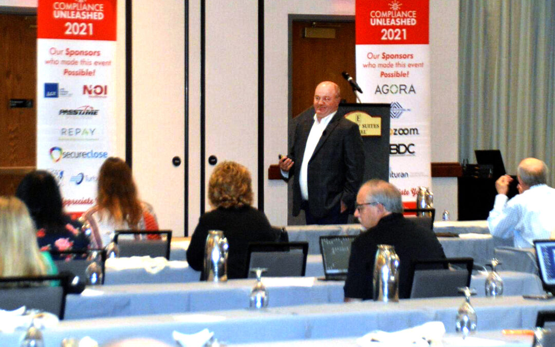 First In-Person Conference in Over a Year Lifts Spirits of Attendees