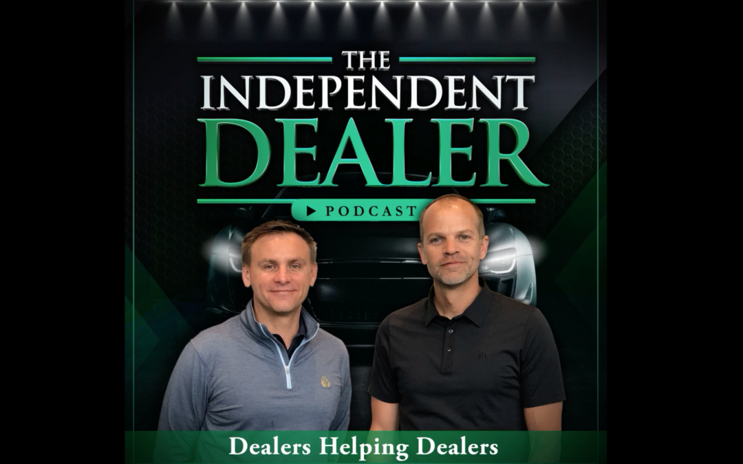 Jason Gosnell and Shaun Petersen Interviewed on The Independent Dealer Podcast