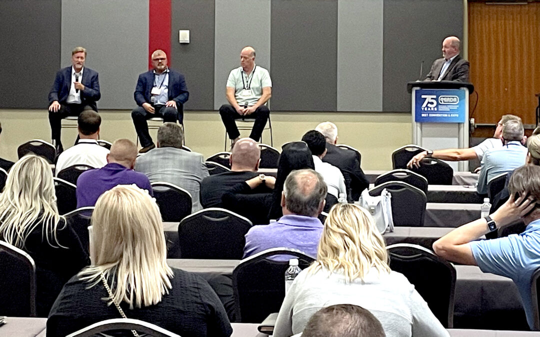 Buckeye CEO Rob Fox participates in panel discussion at 75th Annual NIADA Convention and Expo